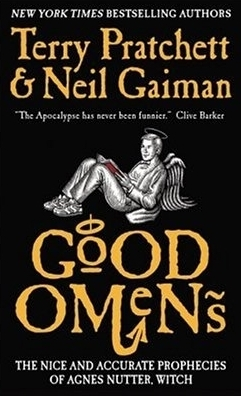 Good Omens: The Nice and Accurate Prophecies of Agnes Nutter, Witch by Terry Pratchett andNeil Gaiman