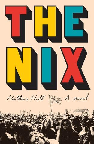 book cover: The Nix