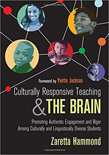 Culturally Responsive Teaching book cover
