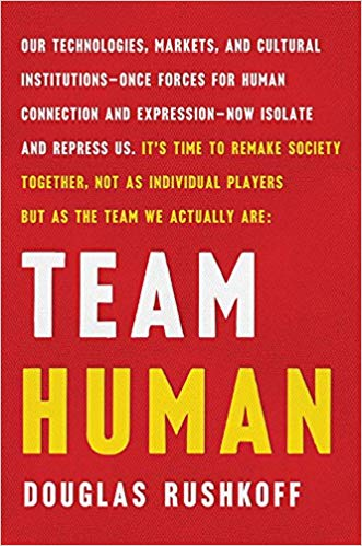 Team Human book cover