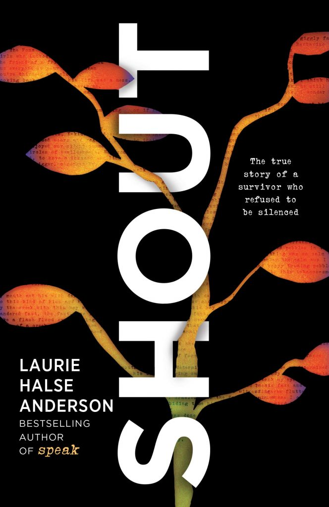 Shout: A Poetry Memoir by Laurie Halse Anderson