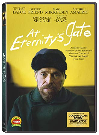 At Eternity's Gate DVD cover