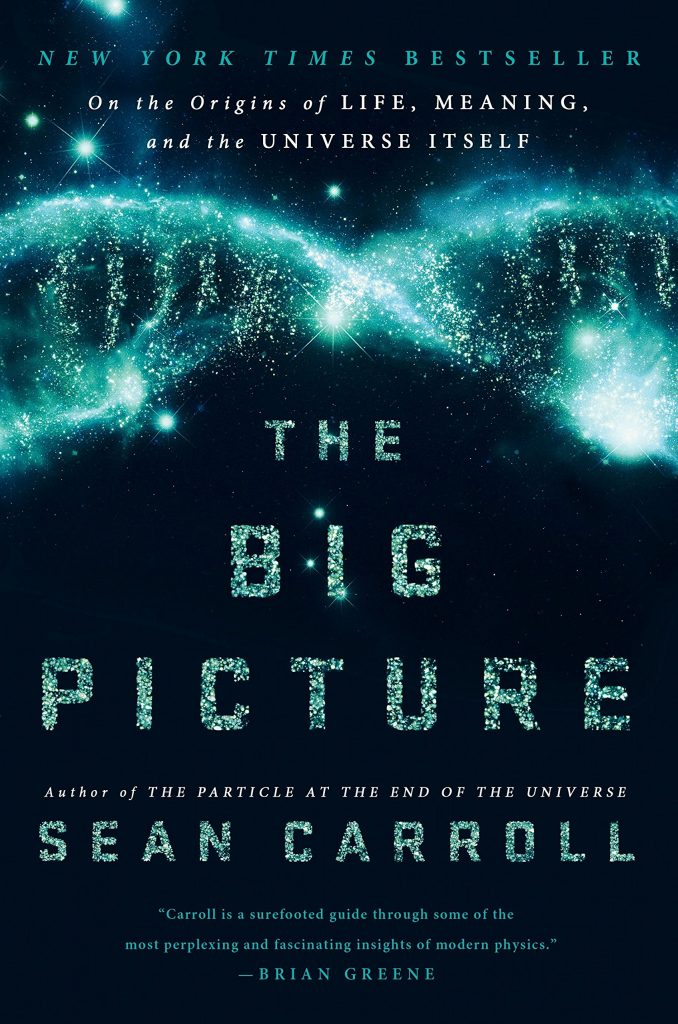 The Big Picture: On the Origins of Life, Meaning, and the Universe Itself by Sean Carroll