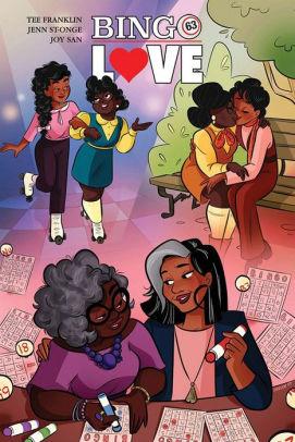 Bingo Love graphic novel cover