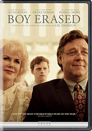 Boy Erased DVD cover