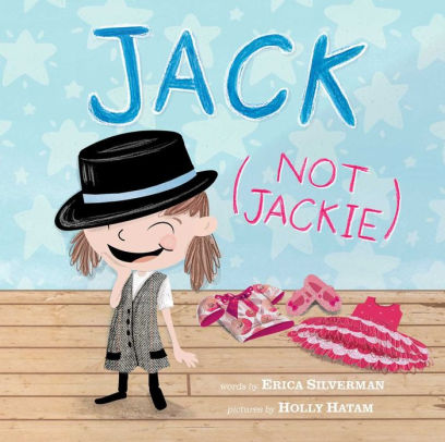 Jack Not Jackie book cover
