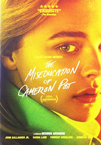 Miseducation of Cameron Post DVD cover