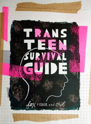 Trans Teen Survival Guide book cover