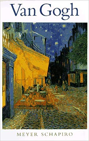Van Gogh Library of Great Painters book cover