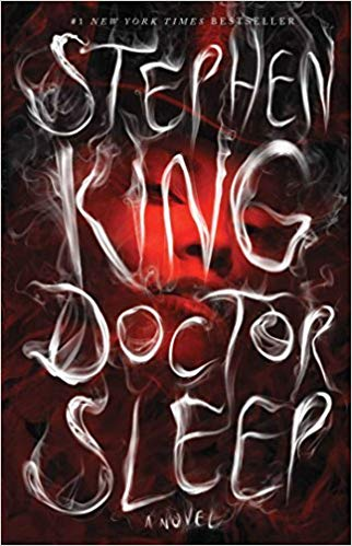 Dr. Sleep book cover