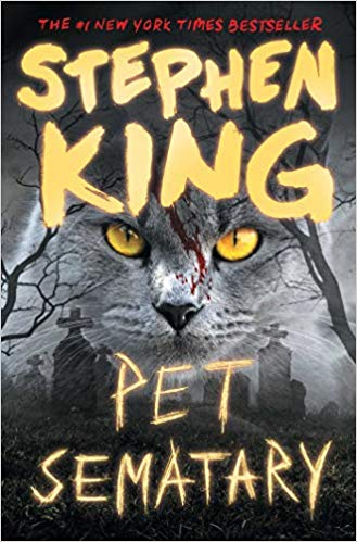 Pet Sematary book cover