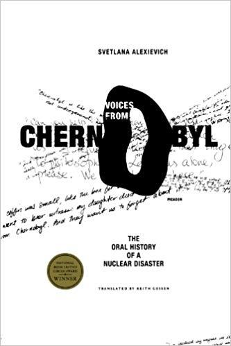 Chernobyl by Svetlana Alexievich